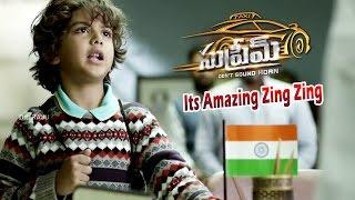Supreme HIT | Rajan Indian Trailer  - Sai Dharam Tej, Raashi Khanna - DILRAJU