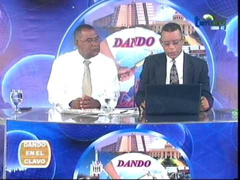DANDO EN EL CLAVO TV 1-9-2014