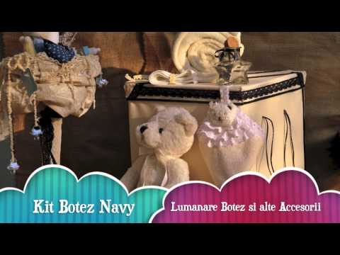 Lumanari de Botez Handmade by Toni Malloni Design & Eventure Co. / Colectii Lumanari pentru Botez