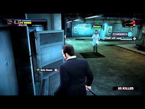 Dead Rising 2: Off the Record - Walkthrough Part 3 - Astonishing Illusions (Gameplay & Commentary)