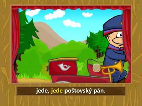 Poštovský panáček