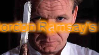 Royalty FreePercussion:Gordon Ramsey