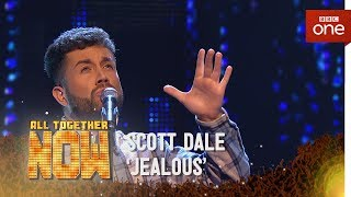 Scott Dale performs 'Jealous' by Labrinth - All Together Now: Episode 4 - BBC One - BBC