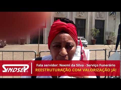 Fala servidor: Noemi fala sobre a luta dos trabalhadores de Níveis Básico e Médio