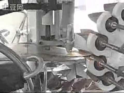 Maquina para fabricar cono de Helado