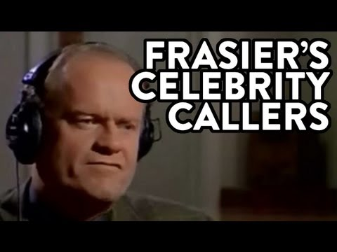 All Of Frasier's Callers Were Celebrities