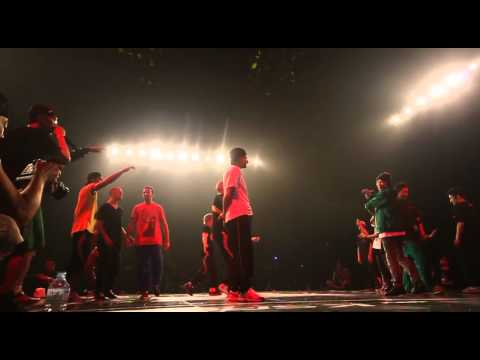 Jinjo Crew Vs Vagabonds [R16 Korea 2011]