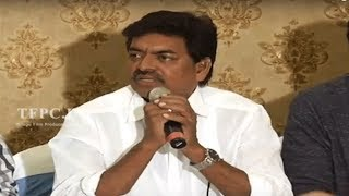 Telugu Film Chamber advises MAA to reconsider Sri Reddy's case  Press Meet | TFPC - TFPC
