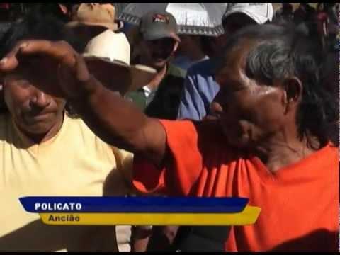 Indios e Produtores fecham BR 158 em busca de uma solução do Governo às terras da Suiá Missú