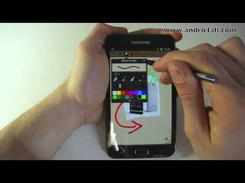 Videoreview Samsung Galaxy Note [HD][ESPAÑOL]