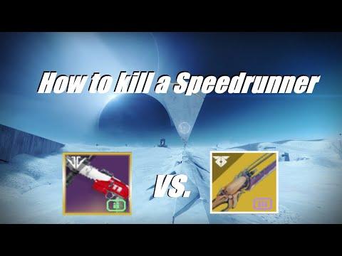 How to kill a Speedrunner