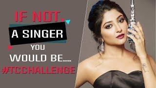 Indian Idol fame Bhoomi Trivedi aces #TCChanllenge I Exclusive - TELLYCHAKKAR