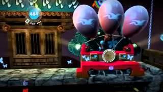 LittleBigPlanet speed run   скоростное прохождение