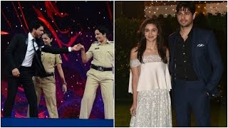 Stars Grace 'Umang 2017' | Btown In Attendance For Ronnie's Daughter's Reception