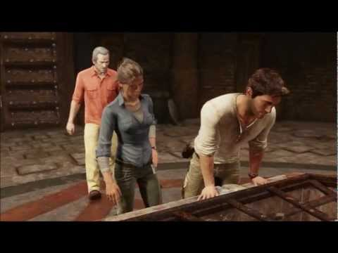 Uncharted 3: Chapter 10- Historical Research