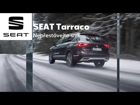 """Autoperiskop.cz  – Výjimečný pohled na auta - Se sloganem """"Proč ne teď?"""": SEAT Tarraco, bez výmluv"""