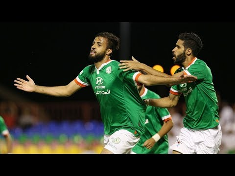 هدف مباراة الاتفاق السعودي 1-0 الصفاقسي التونسي | نهائي دورة تبوك الدولية 2017 - صوت وصوره لايف