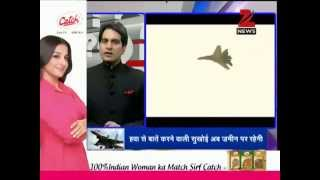 DNA: India grounds entire Sukhoi-30 fleet for safety checks - ZEENEWS