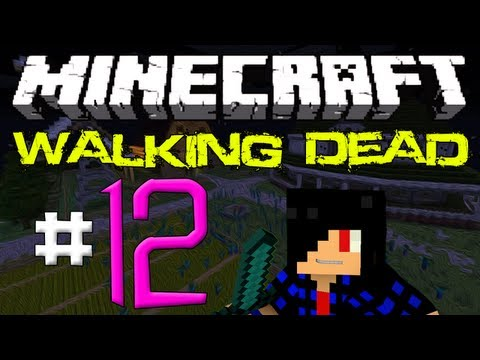Minecraft: The Walking Dead Survival! Episode 12 - Watch Tower