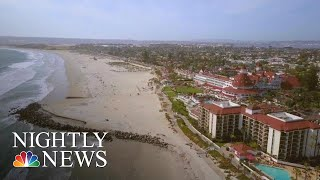 San Diego's Hotel Del Coronado Celebrates Its 130th Anniversary | NBC Nightly News - NBCNEWS