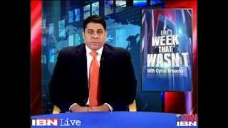 TWTW: Cyrus Broacha's take on Modi's 'Clean India' initiative - IBNLIVE