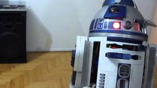 Este argentino fabricó su propio R2-D2 y es increíble