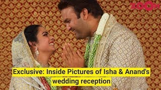 Inside Video of Isha Ambani & Anand Piramal's wedding reception in Mumbai | EXCLUSIVE - ZOOMDEKHO