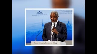 Kofi Annan: Former UN Secretary General passes away at 80 - TIMESOFINDIACHANNEL