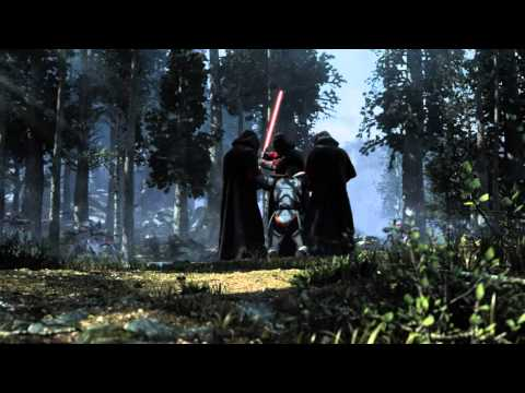 "Star Wars: The Old Republic - ""Hope"" Cinematic Trailer (1080p)"