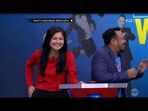 Waktu Indonesia Bercanda - Jawaban Super Smart Tina Talisa Bikin Semua Pada Ngakak (1/5)