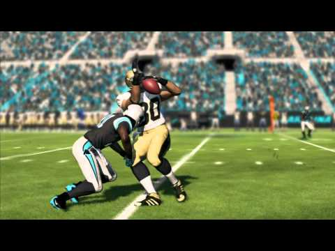 Madden NFL 13 Playbook Part 4: Gameplay - The Infinity Engine - Physics