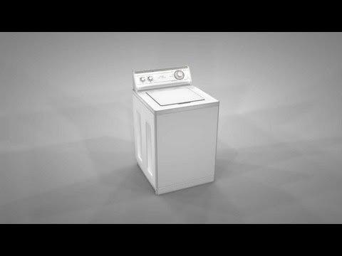 Washer Repair (Top Load) - How It Works