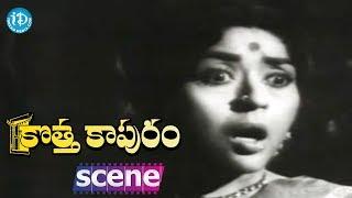 Kotta Kapuram Movie Scenes - Sridevi Worries About Her Mother || Suryakantam || Krishna - IDREAMMOVIES