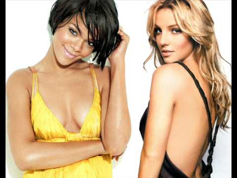 RIhanna v.s Britney Spears - Take a piece of me