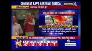 Party set to announce a non-Jat candidate for CM post - NEWSXLIVE