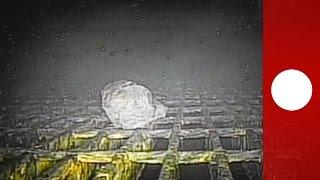 بالفيديو.. روبوت يصور مفاعل فوكوشيما اليابانية من الداخل
