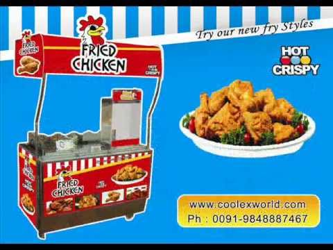 fried chicken pressure fryer india