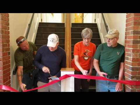 Lexington Park Baptist Church ribbon cutting