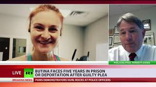 'Pressured into plea': Intl Law Attorney on Butina case - RUSSIATODAY