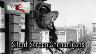 Royalty Free :Silent Screen Shenanigans