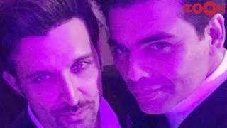 Is Karan Johar UPSET with 'Super 30' star Hrithik Roshan? | Bollywood News - ZOOMDEKHO