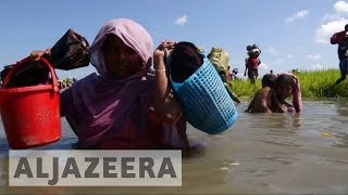 UN rights boss urges international intervention over Myanmar's Rohingya atrocities - ALJAZEERAENGLISH