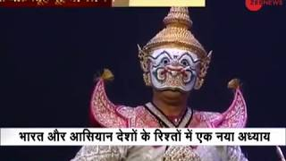 Watch: Epic of Ramayana retold in the Asian way - ZEENEWS