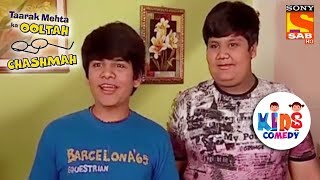 Tapu Sena Make Plans With Bhide | Tapu Sena Special | Taarak Mehta Ka Ooltah Chashmah7 - SABTV