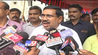 Minister Narayana on Urban Housing Schem | CVR News - CVRNEWSOFFICIAL