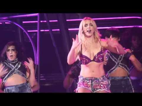 Britney Spears Slave For You at GR Van Andel Arena