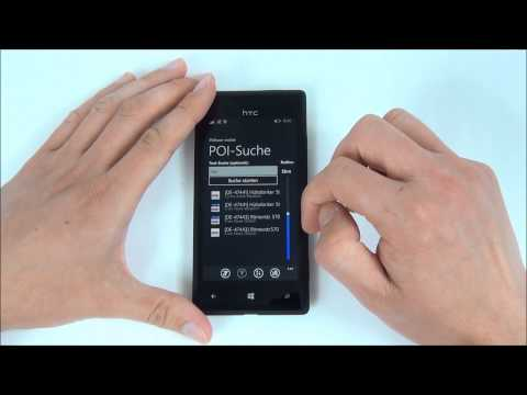 App Review: POIbase für WindowsPhone im Test