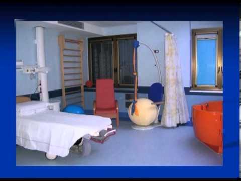 presentazione sala parto e reparto ostetrico