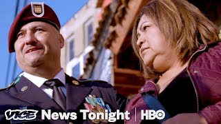 Deported Veterans & Seattle Fights Amazon: VICE News Tonight Full Episode (HBO) - VICENEWS