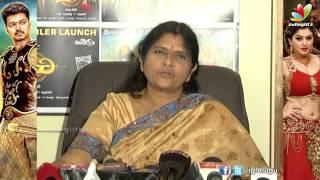 Puli Press Meet l Vijay, Hansika, Sridevi - IGTELUGU